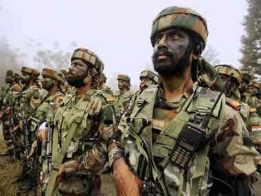 India-US military exercise Yudh Abhyas 2014 in progress