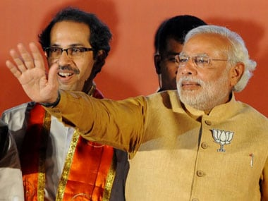 As BJP, Shiv Sena flip-flop over future of alliance, Congress and NCP sneak ahead with pre-poll agreement