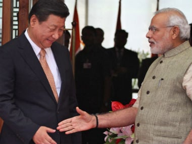 Chinese media puts spotlight on PM Modi and Xi Jinpings bonhomie