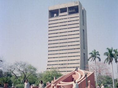 File image of NDMC building. Image courtesy: Wikimedia Commons