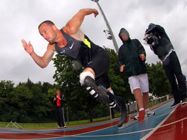 Oscar Pistorius free to compete again in Paralympics