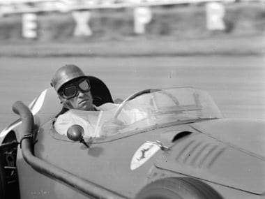 Italian GP: When Collins gifted his car and title to championship-rival Fangio