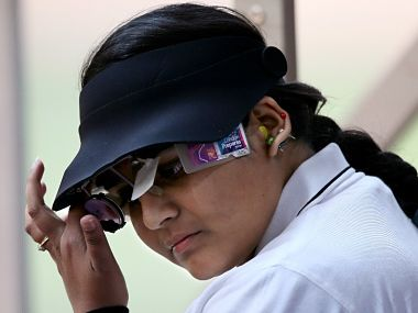 ISSF World Cup: Rahi Sarnobat narrowly misses out on a podium spot in women's 25m pistol event