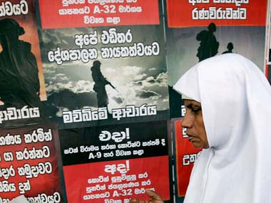 The Sri Lankan Muslims are being marginalized: Reuters