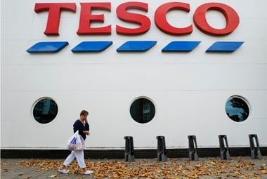 Tesco cuts profit forecast for third time this year, suspends staff after accounting error