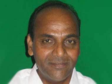 Shiv Sena MP and minister in the Modi government Anant Geete. News18
