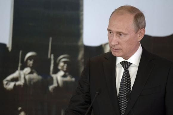 Criticising NATO, Putin underlines need for nuclear deterrence