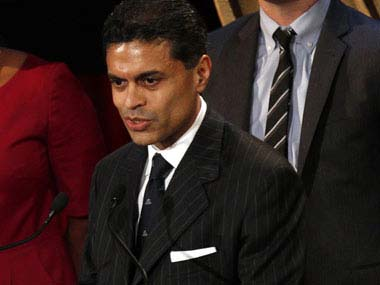 Fareed Zakaria. Agencies