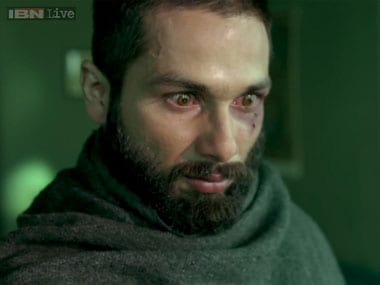Was honest and passionate about Haider, did not want to cheat audience: Shahid