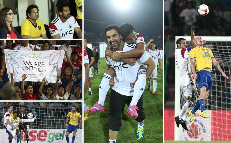 Photos: Koke, Tzorvas star as NorthEast United beat Sachins Kerala Blasters