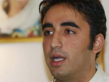 File photo of Bilawal Bhutto. AFP