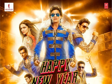 Happy New Year Shahrukh Khan 78
