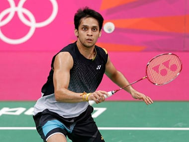 Shuttler Parupalli Kashyap moves to Bengaluru to recover from knee injury