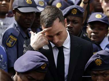 Pistorius trial families accept plan to appeal