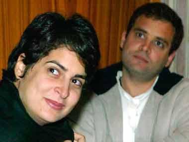 Priyanka Gandhi made Congress gen secy: With Varanasi, Gorakhpur seats, UP East key to state, national politics