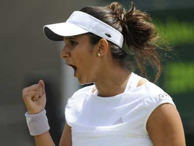 File picture of Sania Mirza. Reuters
