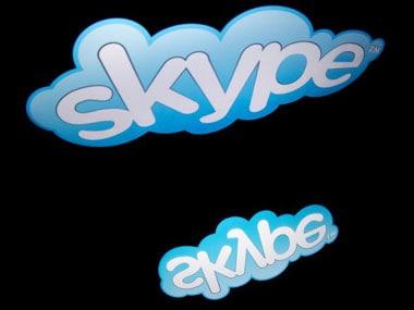 Skype. AFP