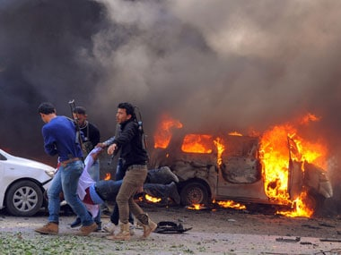 Syria: 31 people, including children, killed in bomb blasts near school