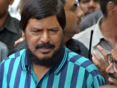 'Asked RBI for money but they are not giving': Union minister Ramdas Athawale says Rs 15 lakh promised by Centre coming slowly