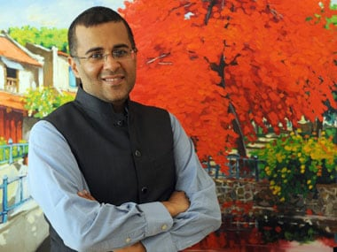 Twitter is a graveyard of bullies, will close down in 5 years: Chetan Bhagat