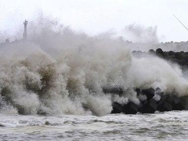 Typhoon Vongfong rips through Japan, kills two