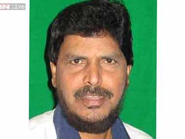 Maha polls: BJP in favour of allying with Sena not NCP, claims Athawale