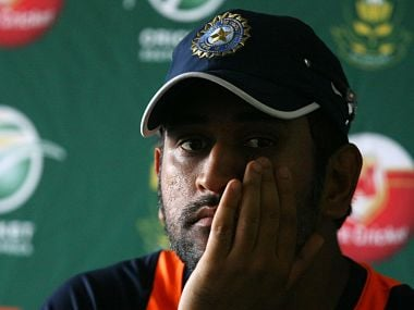 MS Dhoni should have thought twice about doing business with Sahara