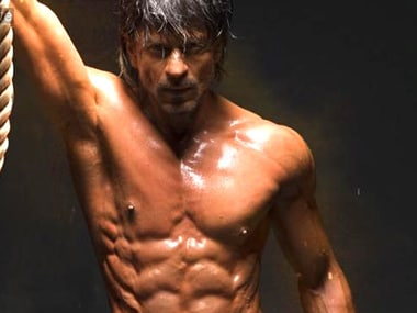 'Happy New Year' is Farah Khan wishing Shah Rukh Khan, 'Happy New Body'
