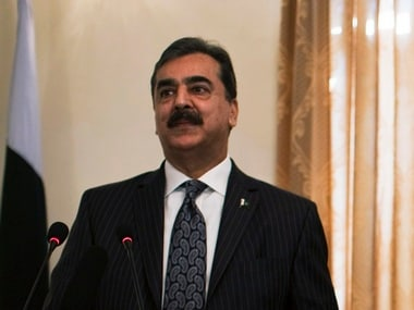 Former Pakistani PM Yousuf Raza Gilani stopped from leaving country after name pops up on no-fly list