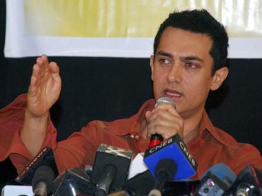 Aamir Khan. Reuters image