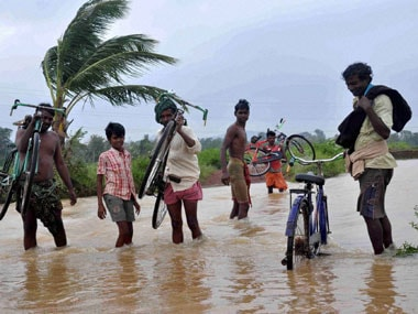 Andhra Pradesh safe as cyclone threat blows over