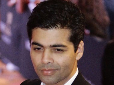 People think anything intelligent is not my cup of coffee: Karan Johar