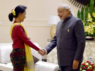 Indias foreign policy for next 5 years: New Delhi must stave off Chinese influence on Myanmar through trade, development assistance