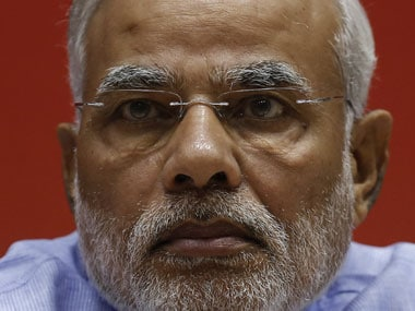 PM Narendra Modi created a separate AAYUSH ministry for yoga. Reuters