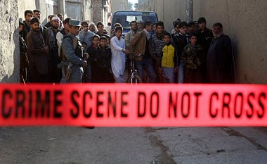 Afghanistan: Taliban carries out suicide attack, 4 dead
