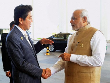 Shinzo Abe to visit Gujarat: Over 9,000 security personnel deployed in Ahmedabad