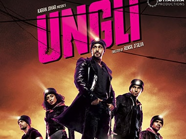 Ungli review: Emraan Hashmis comedy fails to tickle the funny bone