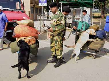 Day after blast, IED found at Wagah border parking area