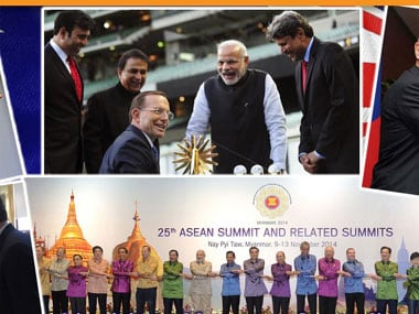 What Modi has to say about his 3 nation tour.