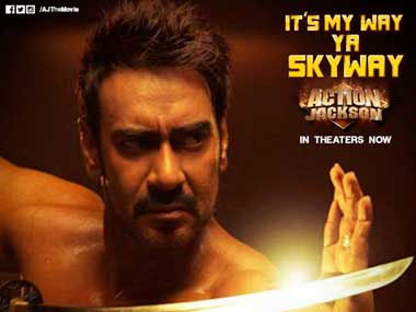 Action Jackson star Ajay Devgn compares big budget films to hit-and-run cases