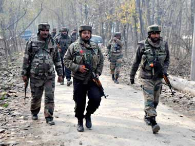 Army busts militant hideout in J&K, arms and ammunition found