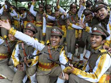 Women to get 33% reservation in all paramilitary forces