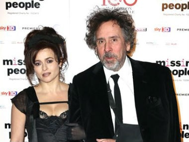Longtime partners Helena Bonham Carter, Tim Burton split