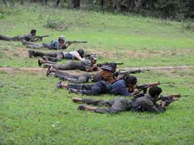 Security personnel arrest two Maoists in Odishas Sambalpur