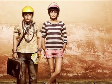 PK review: Alien Aamir, peppy Anushka star in a funny but flawed satire
