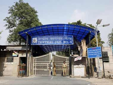 File image of Tihar Jail. Reuters