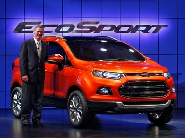Ford drops plan to make a compact car here on sliding sales, jolt for Make in India