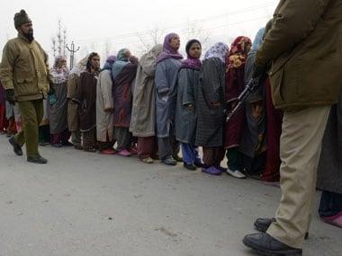 Jammu and Kashmir. AFP.