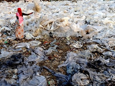 Despite plastic ban in 25 states, 600 truckloads of polythene carry bags discarded every day