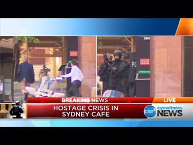 Sydney siege: Unlike 26/11, media must think first and telecast later